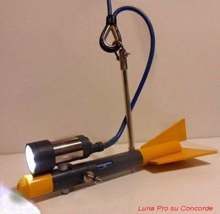 Luna pro telecamera subacquea studio tecnico matacchiera for Camera diretta
